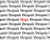 Hope and Despair poster