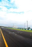 Starting grid in front of the pit lane of Killarney Race Track  poster