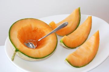 Melon orange