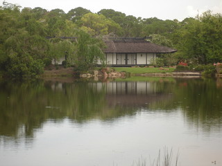 Japanese Garden and House