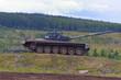 ������, ������: russian medium tank serving in czech army