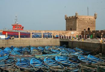 Medina port