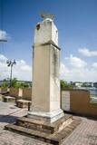 reloj del sol clock of the sun   dominican republic built 1753 poster