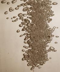 bubbles in water