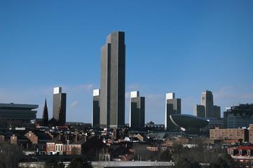 Skyline of Albany, NY