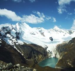 High Cordilleras in Peru