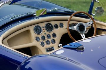 AC Cobra sports car