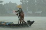Fototapeta sezon - monsun - Rzeka