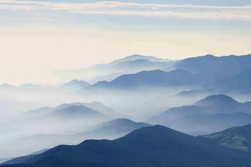 Blick vom Fuji 2