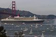 Queen Mary 2 visits San Francisco - 3767503