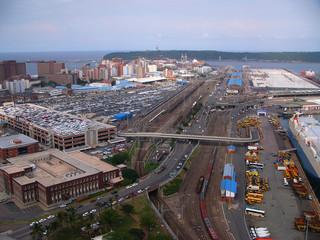 Durban - railway station