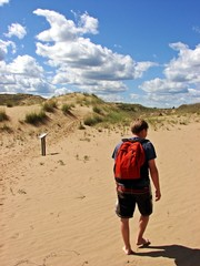 Desert Backpacking