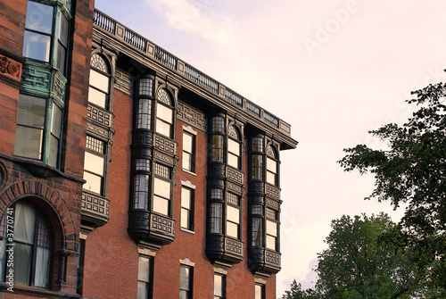Boston Apartment Building