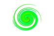 logo vert fluo