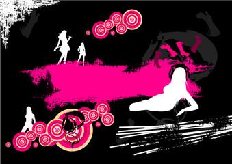 Disco girls