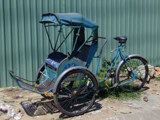 Cyclo a Nha Trang
