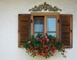 Bayrisches Fenster