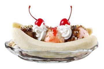 Banana split