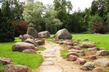 Museum of big stones.