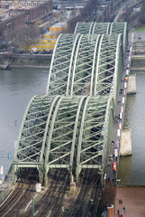 köllner rheinbrücke