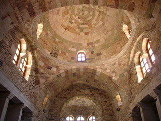 Eglise byzantine de Paros