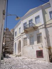 Maison de la ville de Pirikia