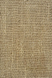 Background: old woven fabric texture poster