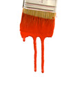 Dripping Paint poster