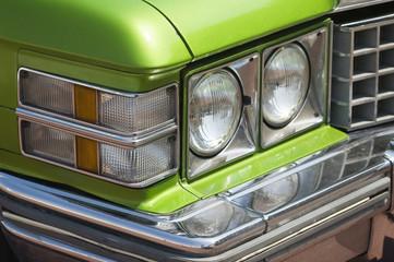 Cadillac calandre