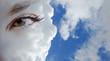 Mirada entre cielo