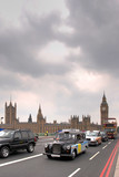 Fototapety London street