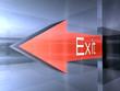 Exit - Hier entlang