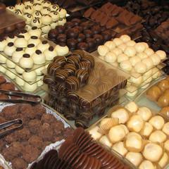 belgique - chocolat