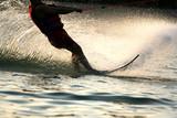 Fototapeta narciarz - mężczyzna - Poza Pracą / Sporty