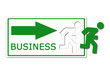 Business way icon