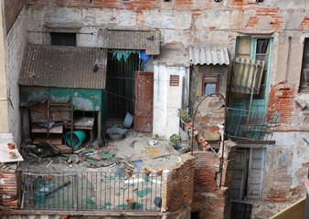 stock pictures of broken, abandoned and dilapidated buildings
