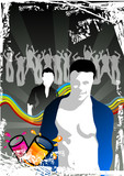 Party people poster