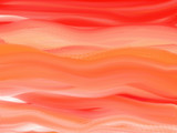Oil Painted Canvas Background with red & orange poster