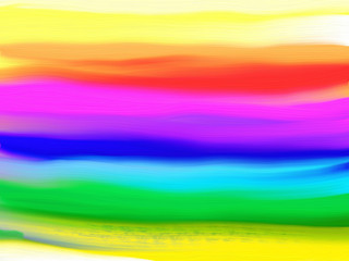 Oil Painted Canvas Background with vivid colors