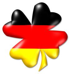 kleeblatt deutschland cloverleaf germany