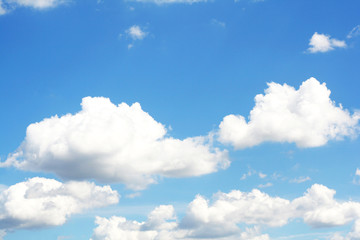 clouds ideal as background