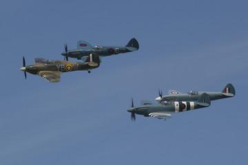 Hurricane & Spitfires