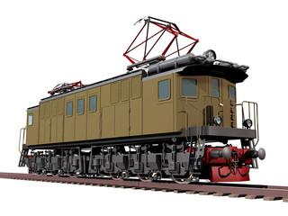 Locomotive vl-19-01
