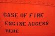 instructions incendie hélicoptère
