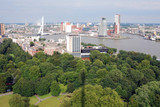 Aerial photo of the City of Rotterdam