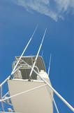 boat radio antenna poster