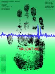 Green hand scan