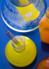Colorful laboratory