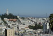 Coit Tower n the distance
