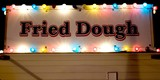 Fried Dough Stand - Night poster